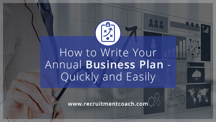 Image: How to Write Your Annual Business Plan - Quickly and Easily